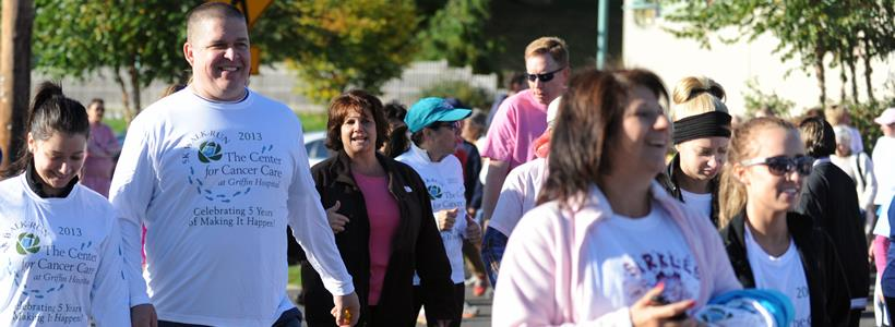 The 2015 Walk/Run for Cancer Care Scheduled for June 6th.
