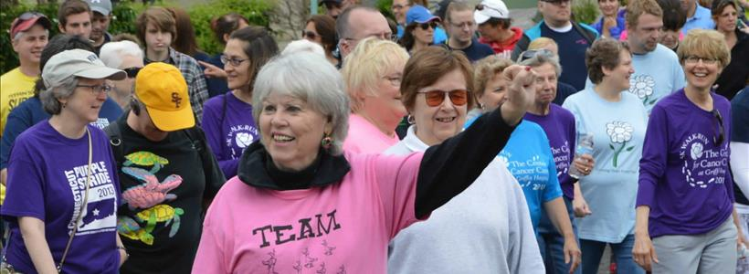 Seventh Annual Center for Cancer Care 5K Walk/Run draws 460, raises over $30,000