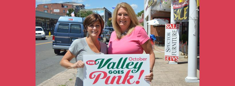 Valley Goes Pink Offers Ways to Support Breast Health
