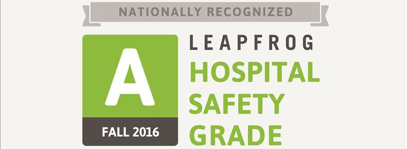 "Griffin Hospital Earns Fifth Consecutive ""A"" Grade for Patient Safety"