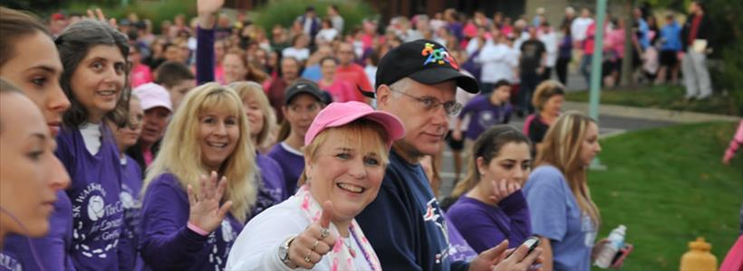 Sixth Annual Center for Cancer Care 5K Walk/Run draws 580 participants, raises more than $50,000