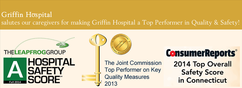 National Care Agencies Recognize Griffin Hospital as Quality Care Leader