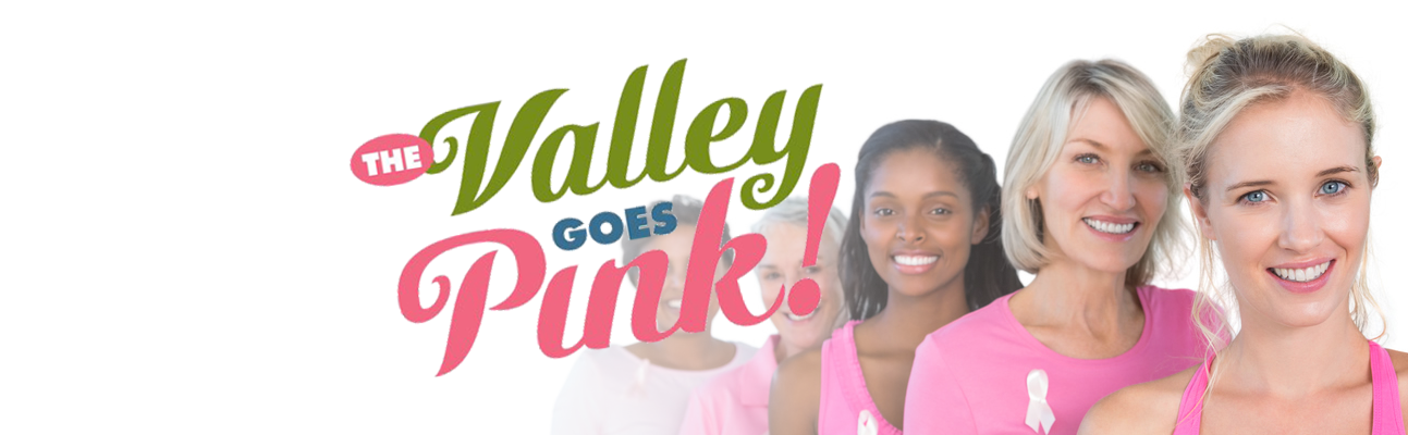 The Valley Goes Pink