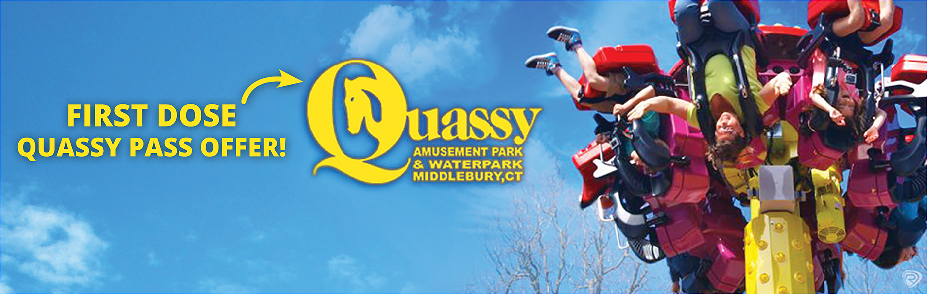 Quassy pass for first dose vaccinations