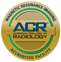 American College of Radiology MRI Accredited Facility