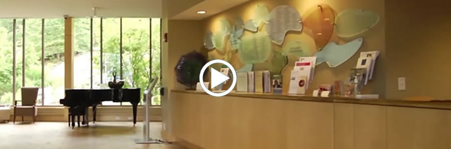 Take a virtual tour of The Center for Cancer Care Griffin Hospital.