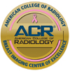 American College of Radiology (ACR) Breast Imaging Center of Excellence Seal