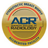 American College of Radiology (ACR) Stereotactic Breast Biopsy Accredited Facility Seal