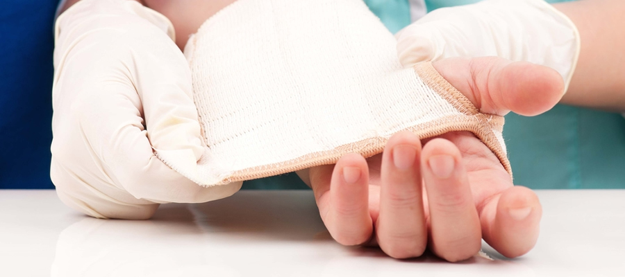 Upper extremity splinting - Occupational Therapy at Griffin Hospital